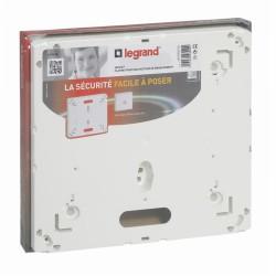Platine pour disjoncteur d'abonné ERDF seul et coffret 13 modules - LEGRAND - Tableau de distribution - BR-102444