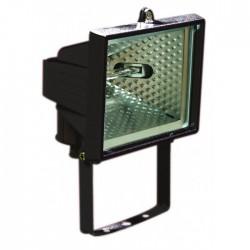 Projecteur halogène - 120 Watts - Noir - DHOME - Pour l'extérieur - BR-052123