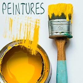 Peintures et rénovations