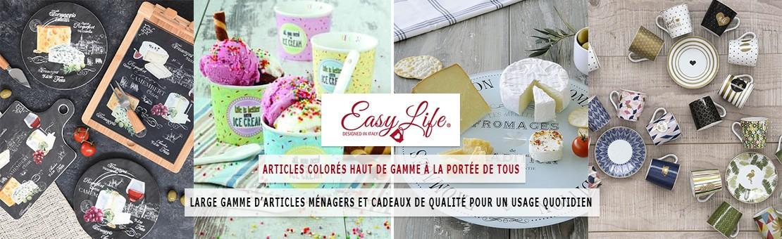 Articles ménagers haut de gamme pour le quotidien. Easy Life